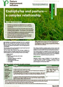 Endophytes factsheet