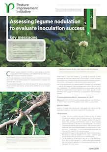 PII pasture snapshot_monitoring legume nodulation_Page_1
